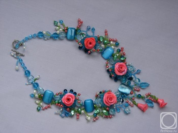 俄网精美项链饰品(2) - 柳芯飘雪 - 柳芯飘雪的博客