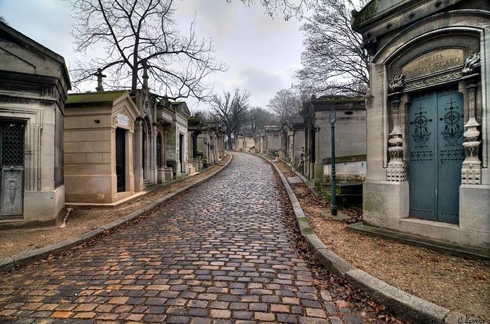 10 интереснейших кладбищ Европы 39568