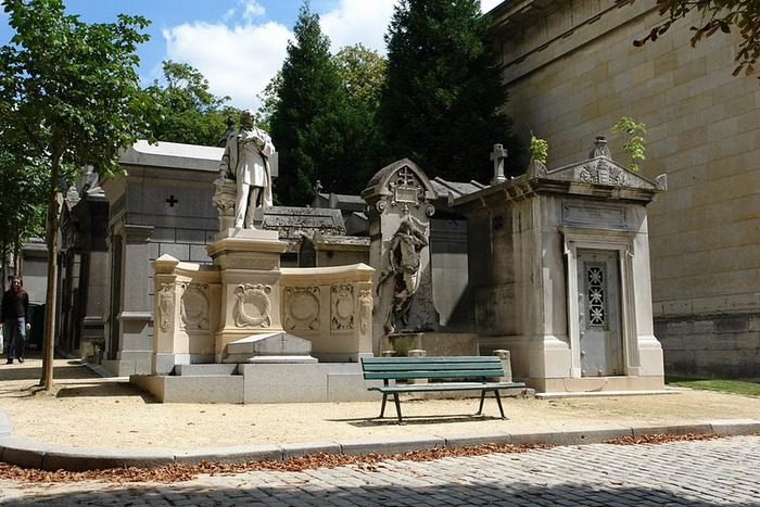 Кладбище Пер-Лашез 52376