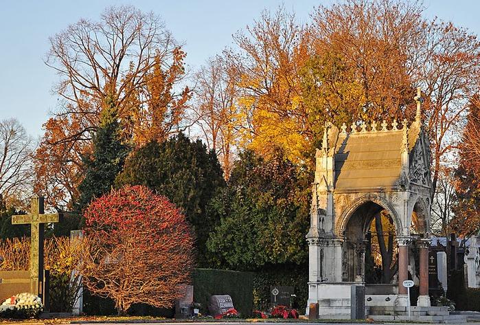 10 интереснейших кладбищ Европы 65915