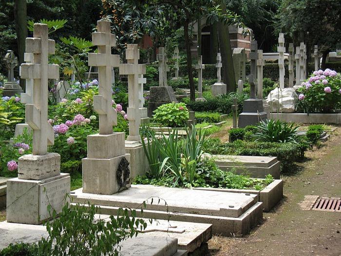 10 интереснейших кладбищ Европы 43697