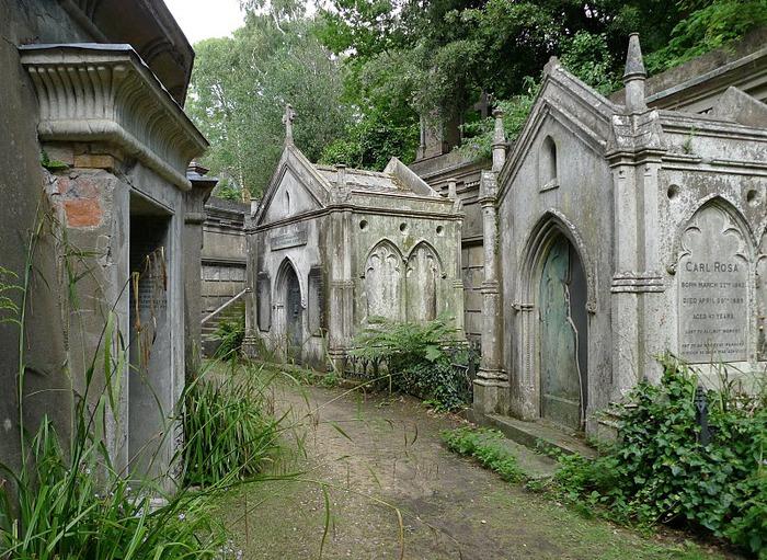 10 интереснейших кладбищ Европы 80158
