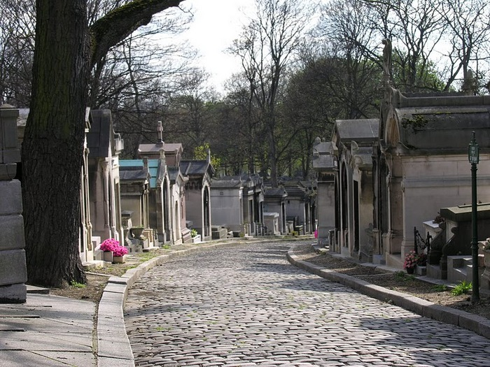 Кладбище Пер-Лашез 88049