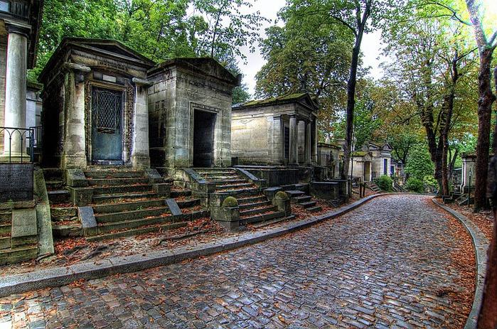 Кладбище Пер-Лашез 93544