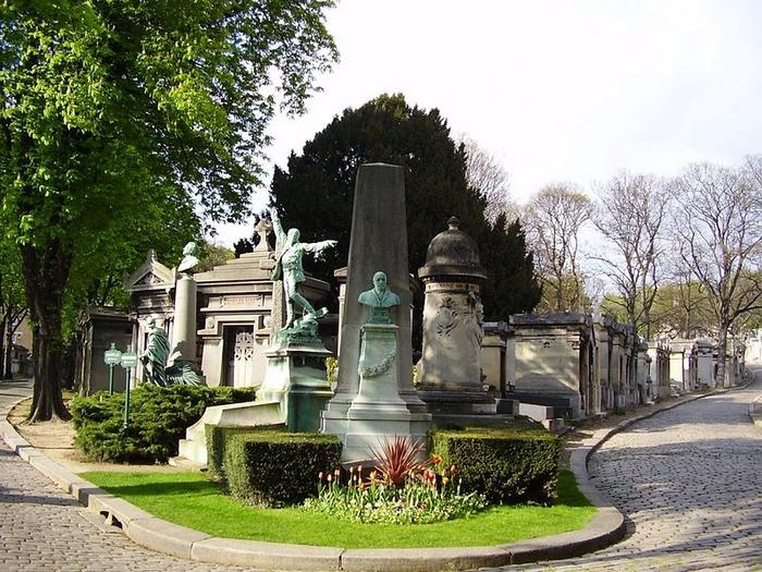 Кладбище Пер-Лашез 97275