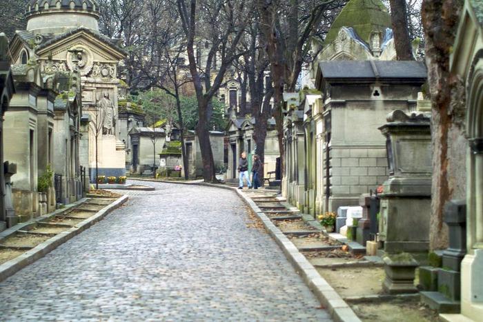 Кладбище Пер-Лашез 36427