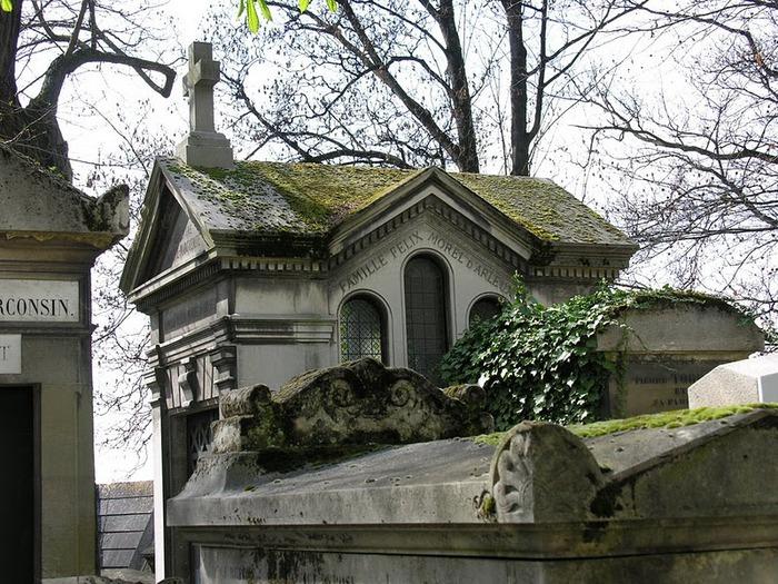 Кладбище Пер-Лашез 28624