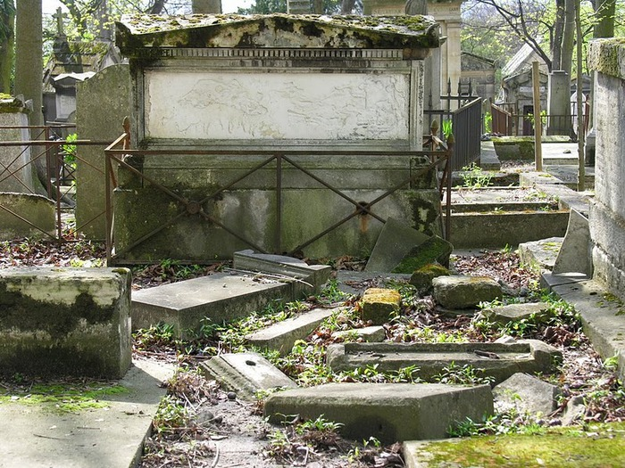 Кладбище Пер-Лашез 36468