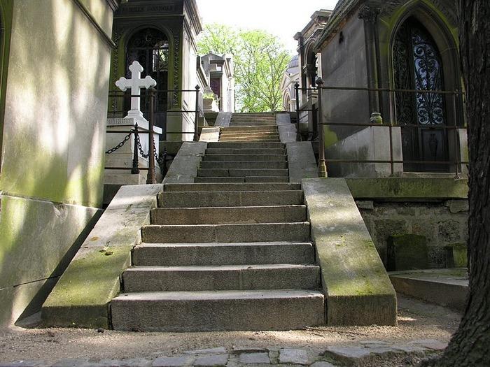 Кладбище Пер-Лашез 38751
