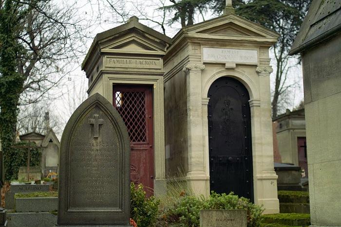 Кладбище Пер-Лашез 80719