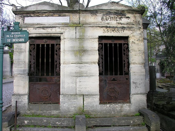 Кладбище Пер-Лашез 48881