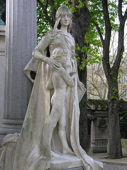 Кладбище Пер-Лашез 48921