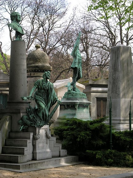 Кладбище Пер-Лашез 22955