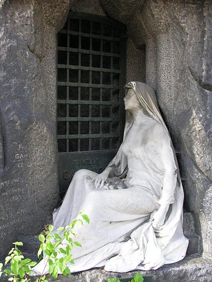 Кладбище Пер-Лашез 22380