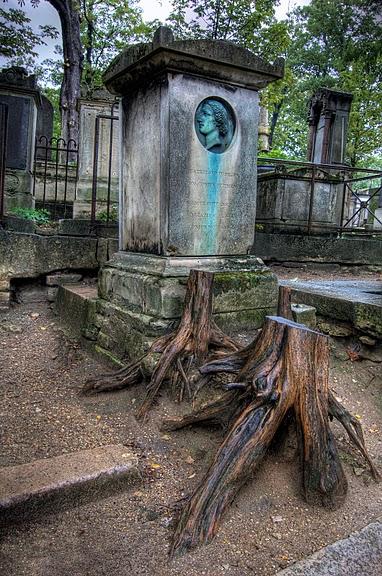 Кладбище Пер-Лашез 91027