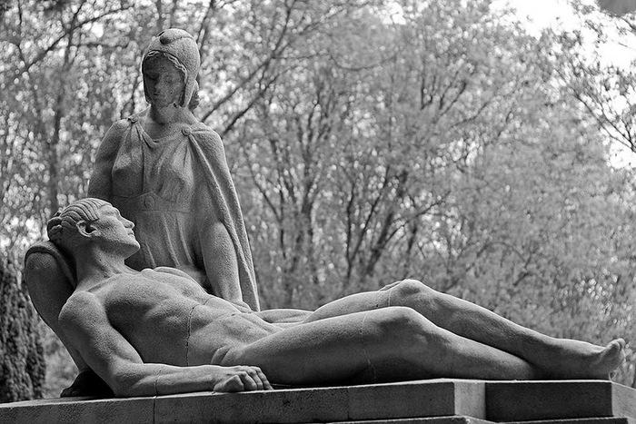 Кладбище Пер-Лашез 31585