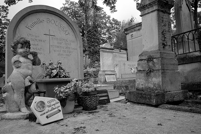 Кладбище Пер-Лашез 99915