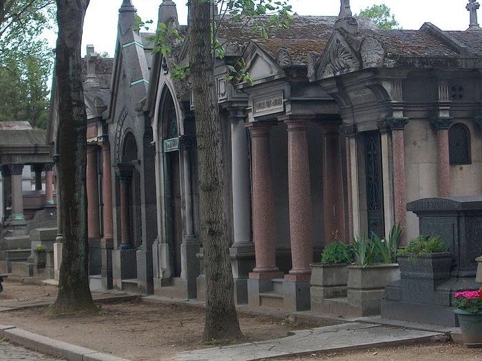 Кладбище Пер-Лашез 77464