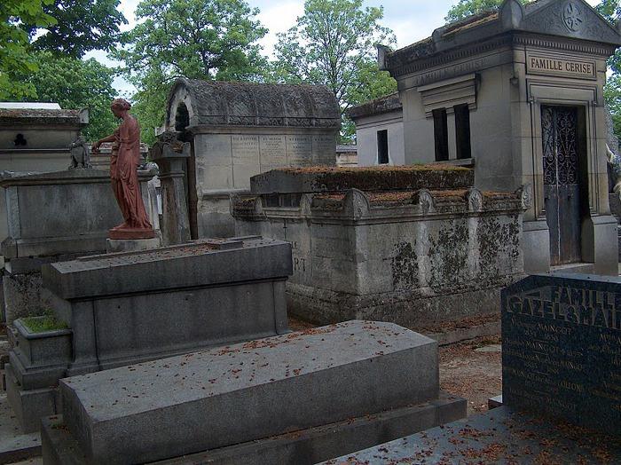 Кладбище Пер-Лашез 63043