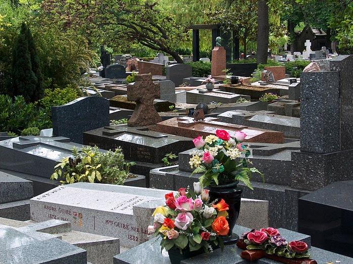 Кладбище Пер-Лашез 75312