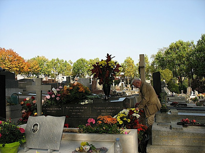 Кладбище Пер-Лашез 41728