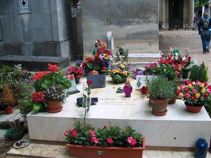 Кладбище Пер-Лашез 55586