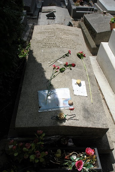 Кладбище Пер-Лашез 35233