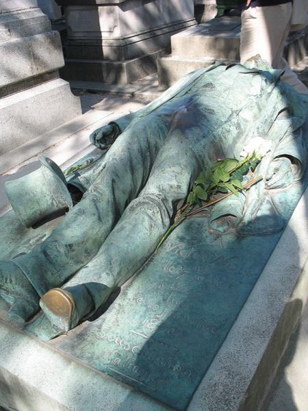 Кладбище Пер-Лашез 45262