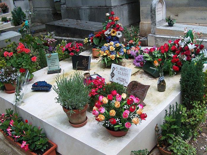 Кладбище Пер-Лашез 37369