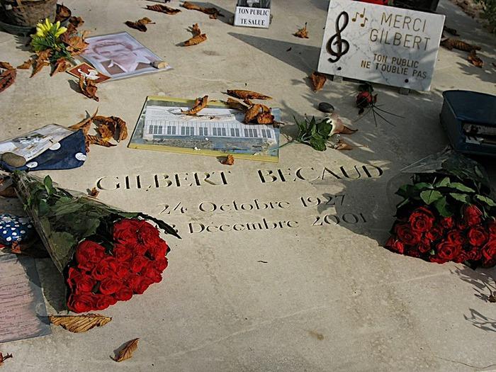 Кладбище Пер-Лашез 61920