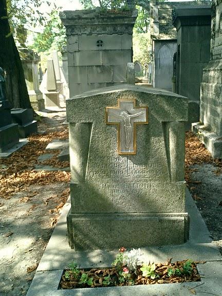 Кладбище Пер-Лашез 25494