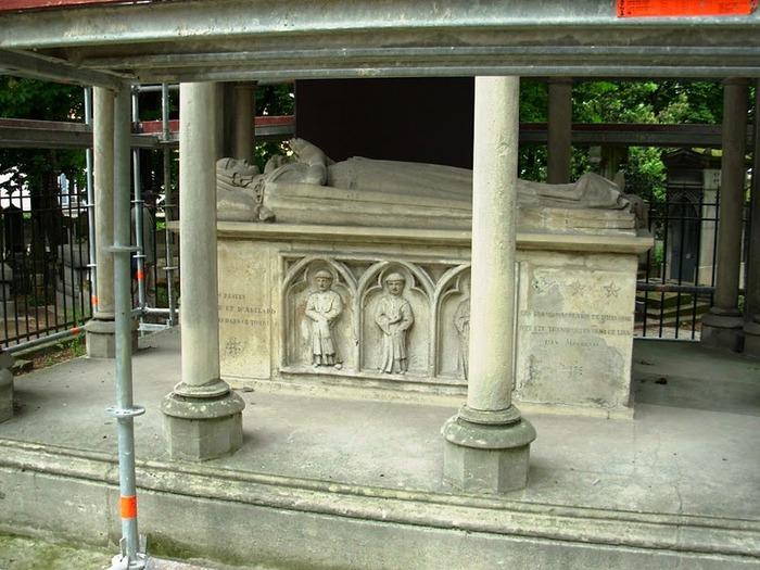 Кладбище Пер-Лашез 89323