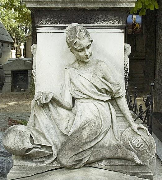 Кладбище Пер-Лашез 14301