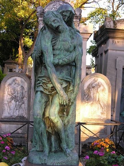 Кладбище Пер-Лашез 71971