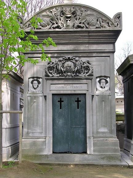Кладбище Пер-Лашез 81523
