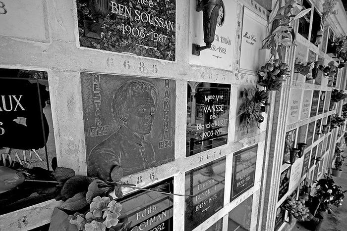 Кладбище Пер-Лашез 12607