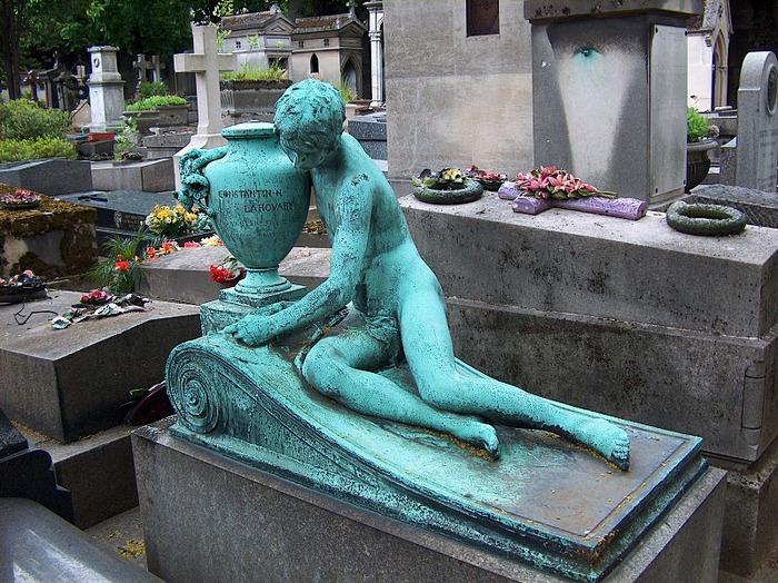 Кладбище Пер-Лашез 32478