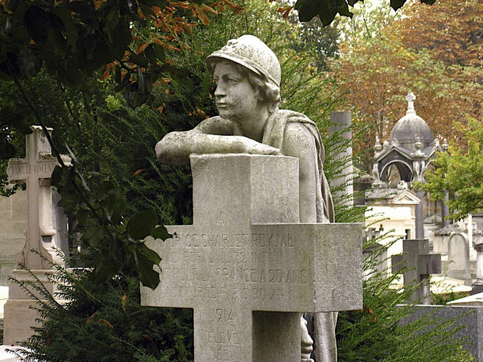 Кладбище Пер-Лашез 92601