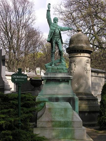 Кладбище Пер-Лашез 26785