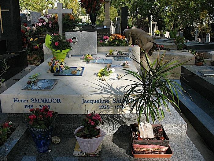 Кладбище Пер-Лашез 74180