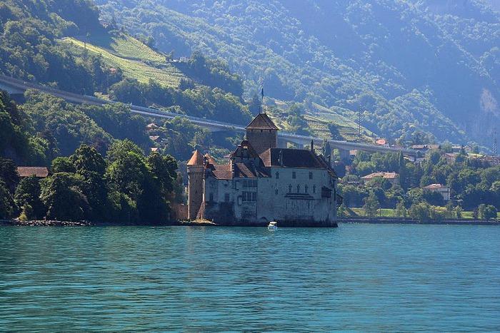 Шильонский замок (Швейцария) 86502