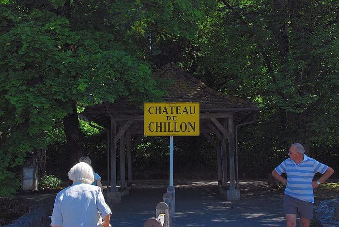 Шильонский замок (Швейцария) 37199