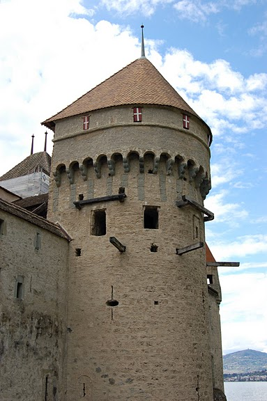 Шильонский замок (Швейцария) 46171
