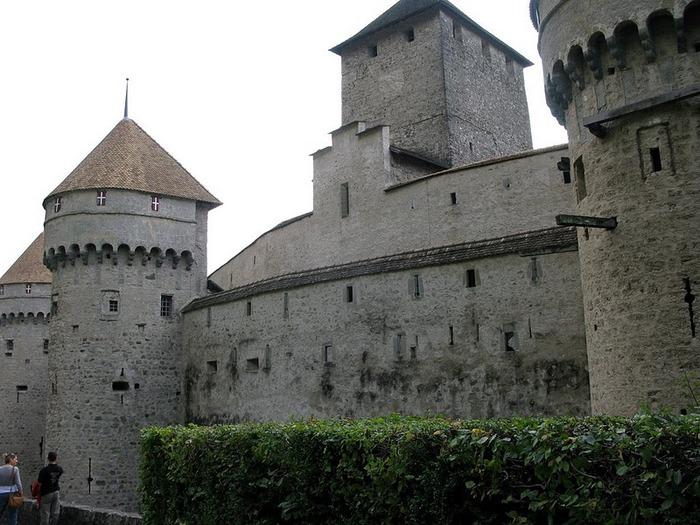 Шильонский замок (Швейцария) 89421