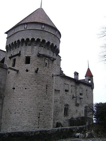 Шильонский замок (Швейцария) 86886