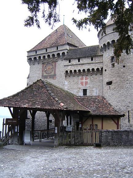 Шильонский замок (Швейцария) 59330