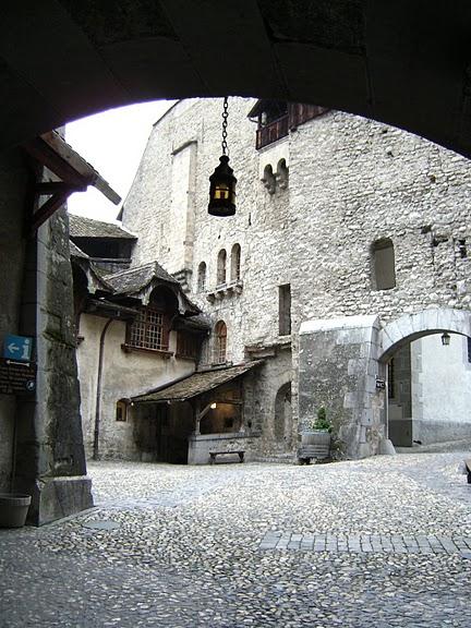 Шильонский замок (Швейцария) 71510
