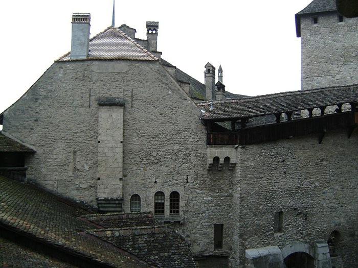 Шильонский замок (Швейцария) 13440