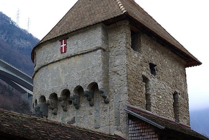 Шильонский замок (Швейцария) 19382