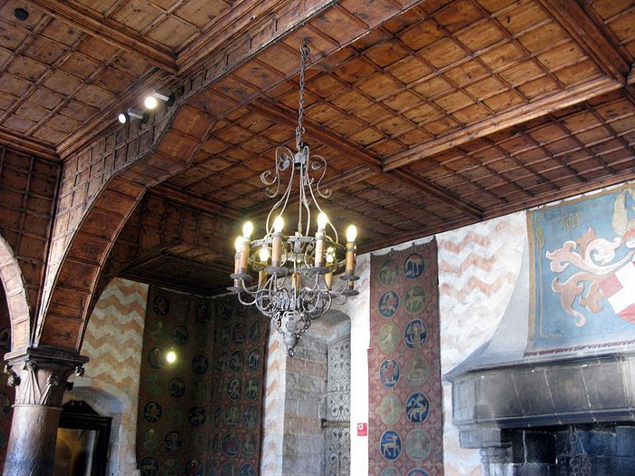 Шильонский замок (Швейцария) 41197